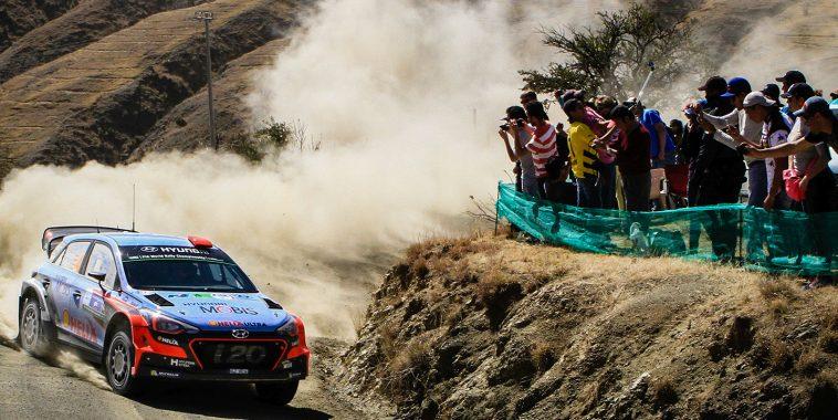 WRC 2016 MEXIQUE HYUNDAI i20WRC -
