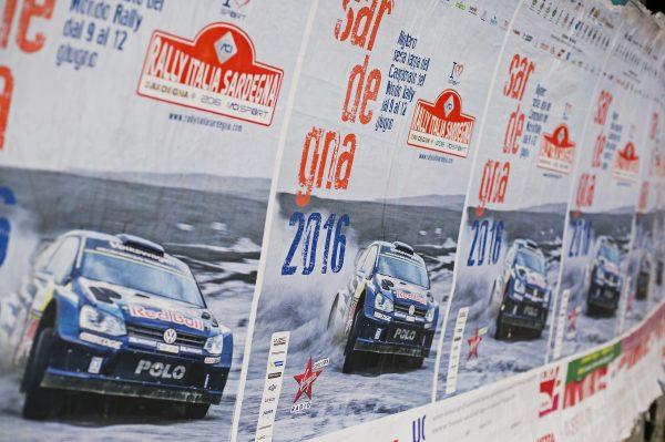 WRC Rally Italia Sardegna 2016