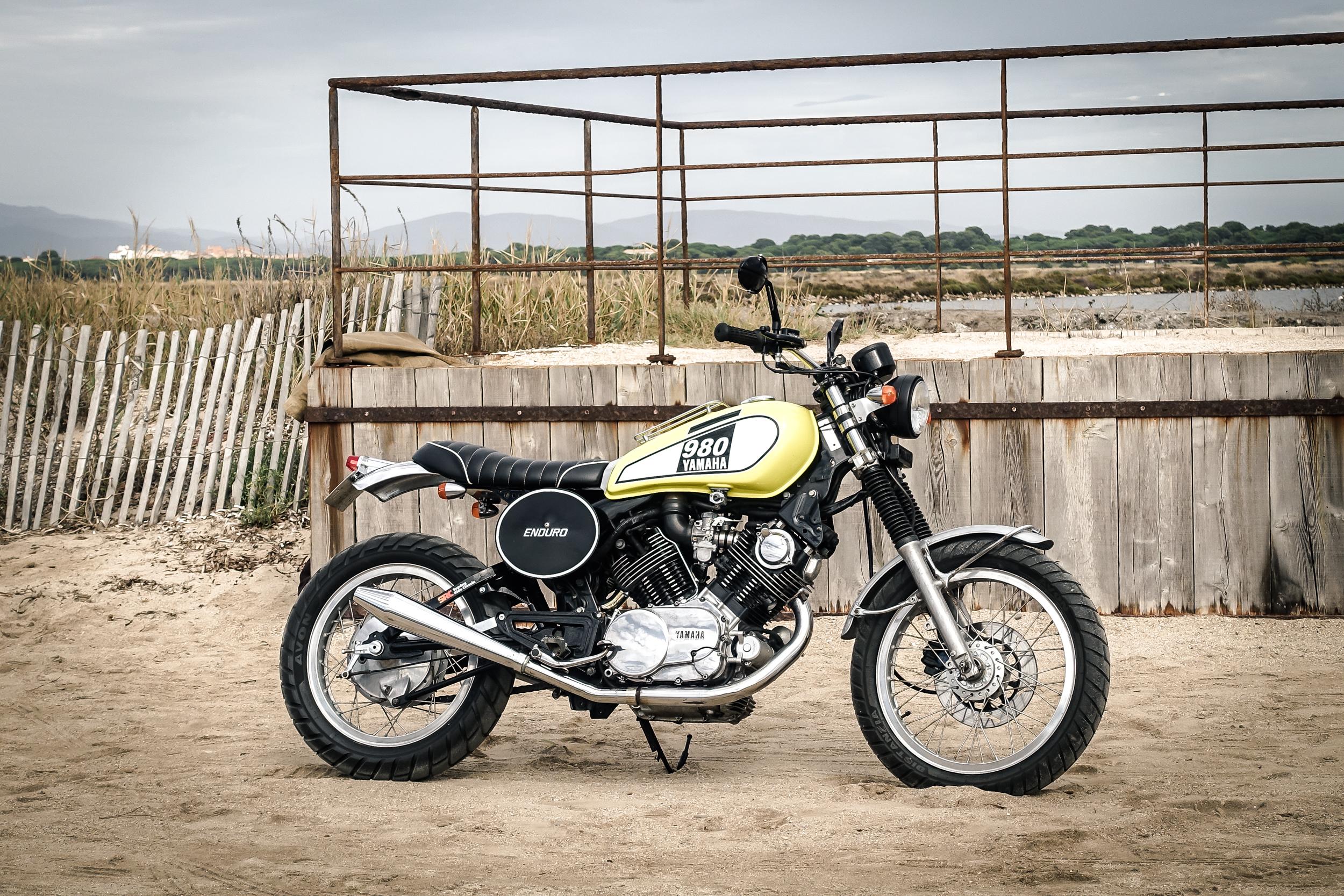 MOTO : LA SCR 950 'ONLY FOR USA' ? FAITES VOUS UN ... Yamaha Xv 1100