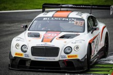 24-HEURES-DE-SPA-2016-Test-day-La-BENTLEY-du-Team-PARKER.