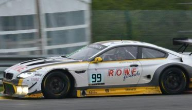 24 HEURES de SPA 2016  La BMW M6 N°99 de l'écurie ROWE   Photo Nicolas PALUDETTO