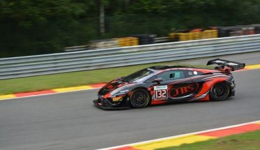 24 HEURES de SPA 2016 - La LAMBORGHINI du Team    - Photo Nivolas PALUDETTO