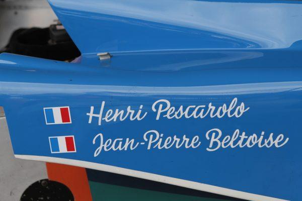 Beltoise & Pescarolo-l'histoire-continue-