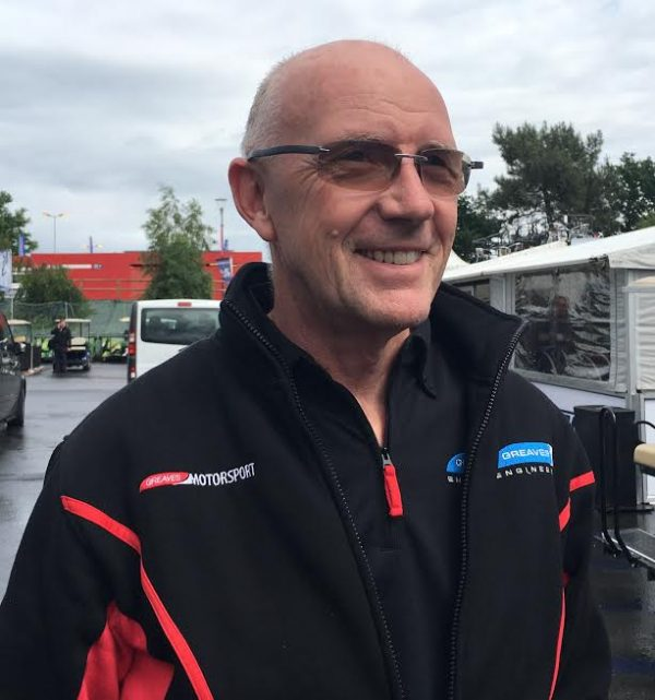 ELMS 2016 - JACOB GREAVES Team principal du Team GREAVES - Photo Autonewsinfo