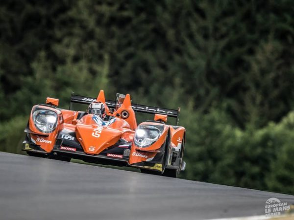 ELMS 2016 - RED BULL RING - La GIBSON G Drive by JOTA.