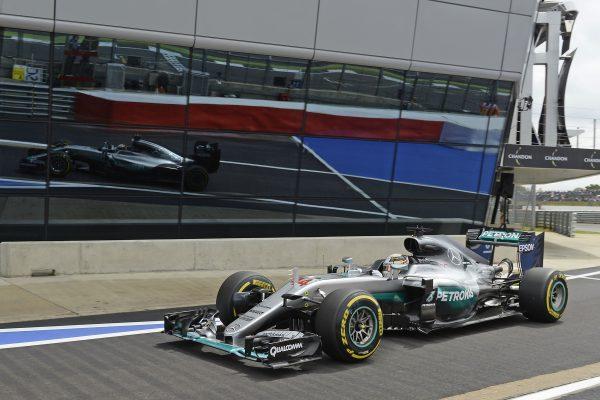 F1 2016 BRITISH GP LEWIS HAMILTON MERCEDES.