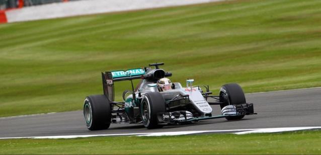 F1 2016  BRITISH GP   Lewis HAMILTON MERCEDES