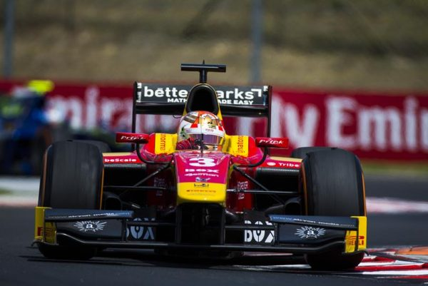 GP 2 2016 - HUNGARORING - NORMAN NATO