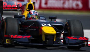 GP 2 2016 - HUNGARORING  PIERRE GASLY du PREMA POWERTEAM