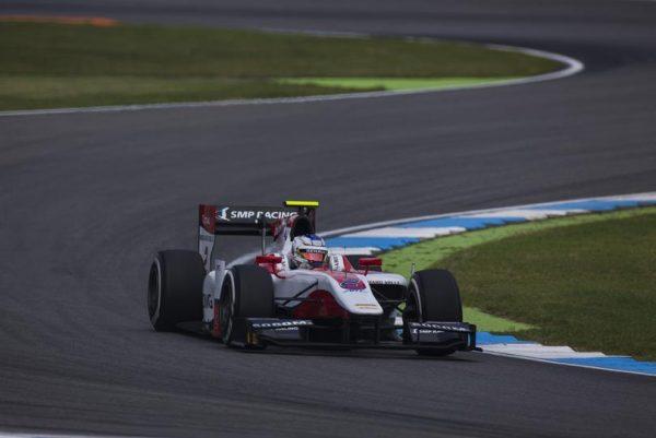 GP2 2016 - HOCKENHEIM - SERGEY SIROTKIN