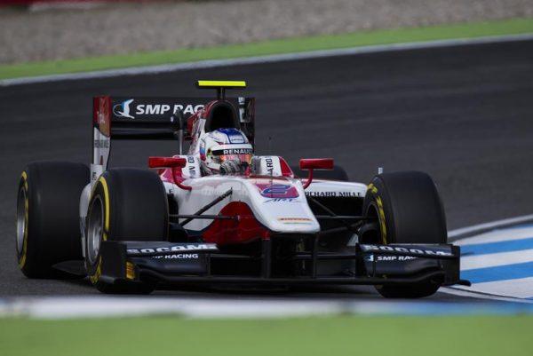 GP2 2016 - HOCKENHEIM - SERGEY SIROTKIN -