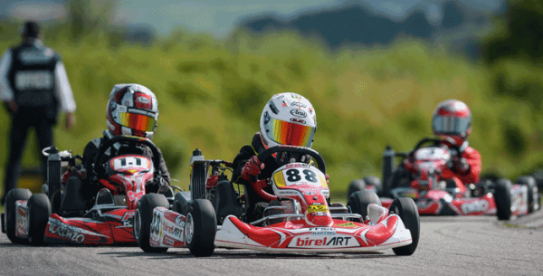 KARTING 2016 JIMMY ELIAS CHAMPION DE FRANCE A 7 ANS