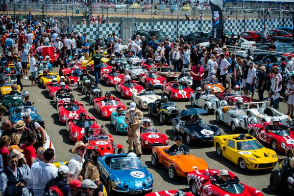 LE MANS CLASSIC 2016 - Les concurrents de LITTLE BIG MANS