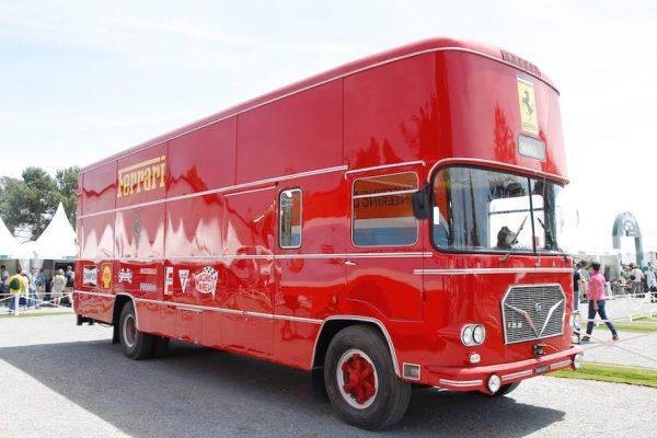 LE-MANS-CLASSIC-2016-Transporteur-de-la-Scudetria-FERRARI-de-1961-Photo-Thierry-COULIBALY