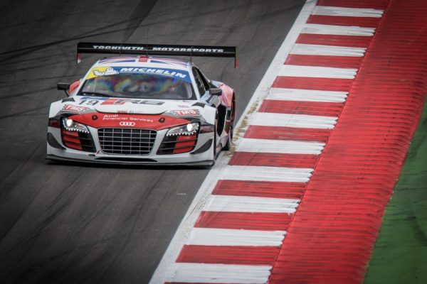 MICHELIN CUP 2016 - RED BULL RING AUDI R 8 LMS Team TOCKWITH Motorspôrt.j
