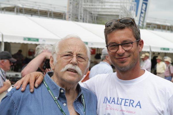 Michel et Julien... le liens forts d'une famille unie