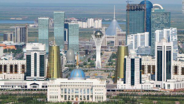 SILK-WAY-RALLY-2016-ASTANA. La jeune et très moderne capitale du KAZAKHSTAN