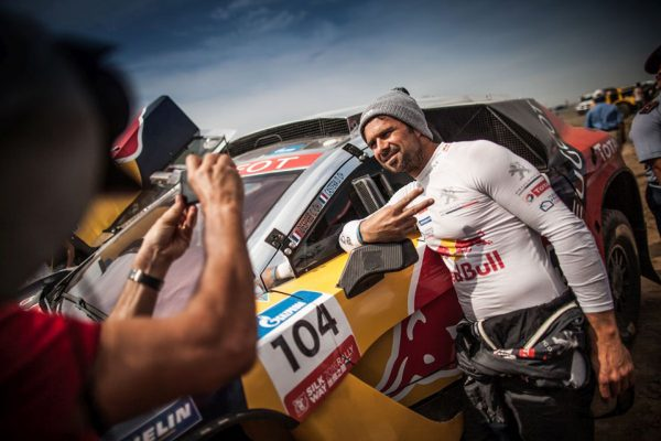 SILK WAY RALLY 2016 - CYRIL DESPRES leader a ALMATY
