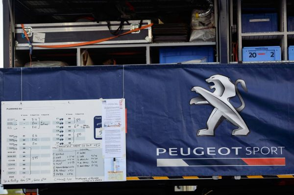 SILK WAY RALLY 2016 -LE PLANNING ET LES RESULTATS AU SEIN DE L'ASSISTANCE PEUGEOT