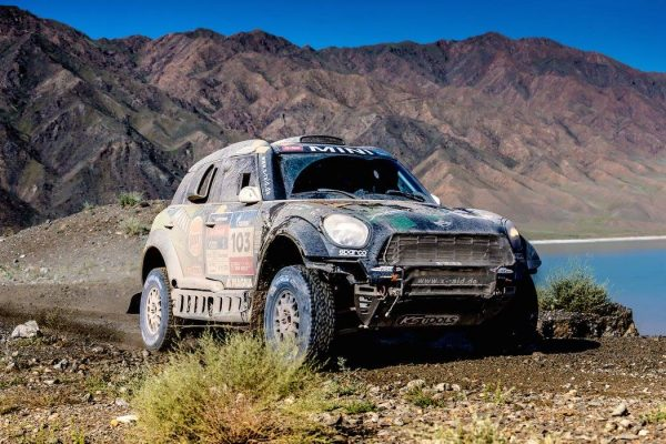 SILK-WAY-RALLY-2016-La-MINI-de-AL-RAHJI-le-samedi-16-juillet-à-BORTALA-en-CHINE