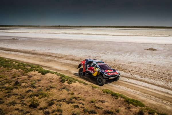 SILK WAY RALLY 2016 Le 2008 DKR PEUGEOT de DESPRES-CASTERA