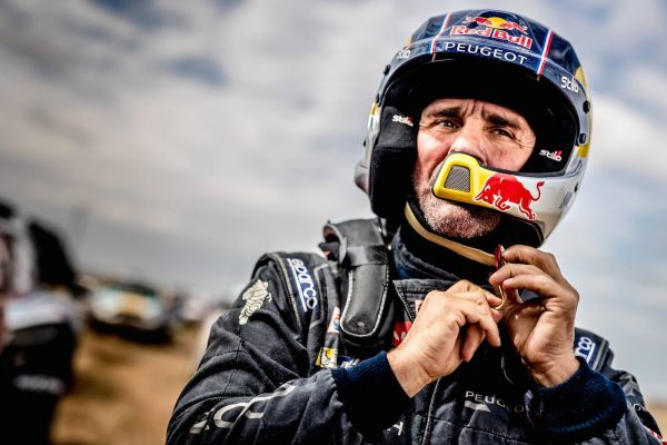 SILK WAY RALLY 2016 - STEPHANE PETERHANSE