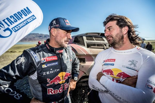 SILK-WAY-RALLY-2016-STEPHANE-PETERHANSEL-et-DAVID-CASTERA