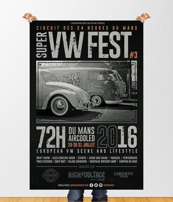 SUPER VW FESTIVAL 2016 - -
