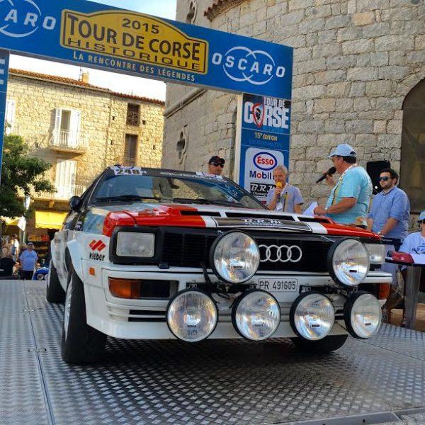 TOUR-DE-CORSE-HISTORIQUE-2015-INOUBLIZBLE-AUDI-QUATTRO-de-FABIO-et-PATRIZIA-ONGARI-Photo-AOTONEWSINFO
