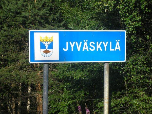 WRC 2015 FINLANDE JYVASKYLA -