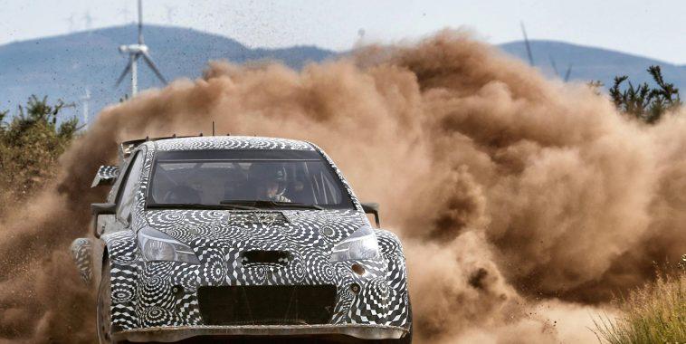 WRC  2016  Des DÉBUTS PROMETTEURS POUR la future TOYOTA WRC