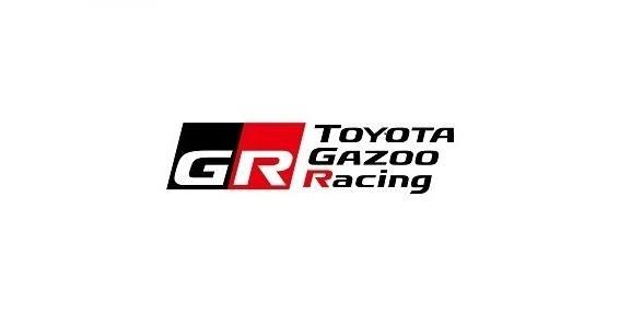 WRC 2016 LOGO TOYOTA WRC