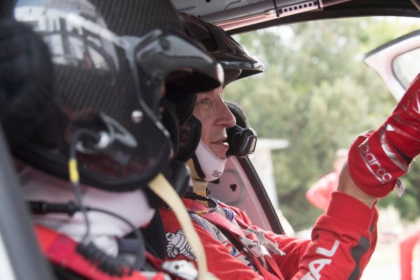 WRC 2016 - La future CITROEN en test sur asphalte avec Kris MEEKE