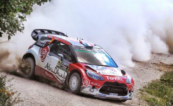 WRC-2016-POLOGNE-La-DS3-CITROEN-de-STEPHANE-LEFEBVRE