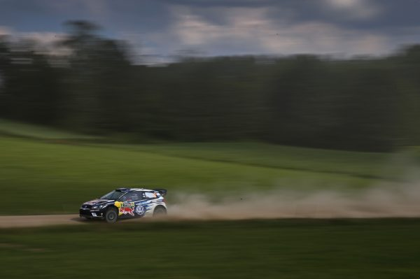 WRC 2016 POLOGNE La POLO VW WRC de JARI MATTI LATVALA