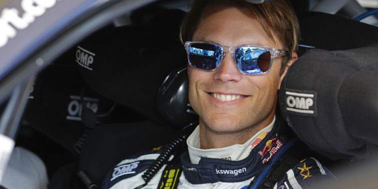 Andreas Mikkelsen (NOR) WRC Rally Portugal 2016