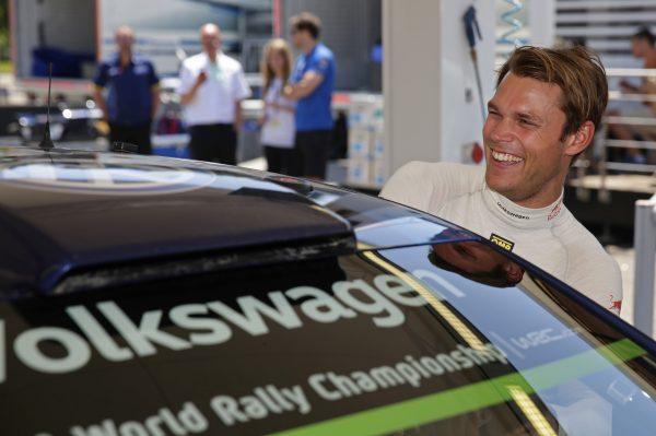 WRC 2016 P -ANDREAS MIKKELSEN VW POLO
