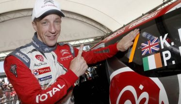 WRC 2016 - PORTUGAL - KRIS MEEKE avec sa DS3 CITROEN remporte le rallye le 22 Mai