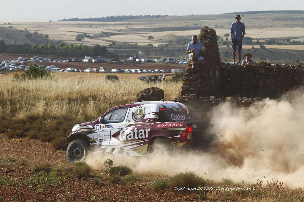 LE TOYOTA OVERDRIVE D'AL ATTIYAH