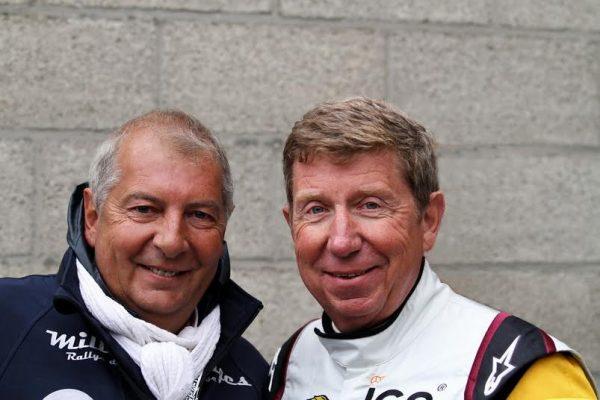 24 HEURES de SPA- Philippe et Jean-Michel MARTIN- Deux victoires familiales aux 24 Heures de Spa© Manfred GIET-