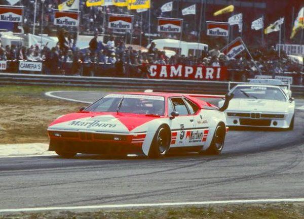 BMW-Autre-cheval-de-bataille-chez-BMW-la-BMW-M1-Procar-en-1979-Ici-celle-de-Niki-Lauda-©-Manfred-GIET.