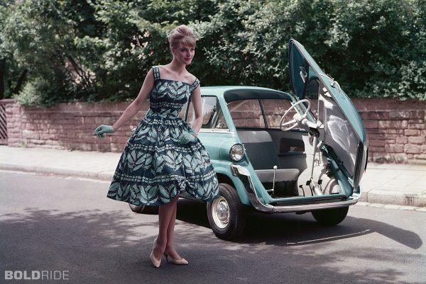 BMW ISETTA de 1955