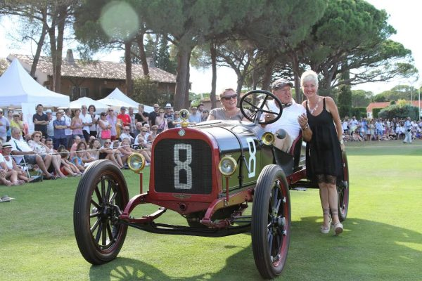 CONCOURS ELEGANCE 2016 de VALESCURE - Dodge brothers type 30 35 runabout 1915