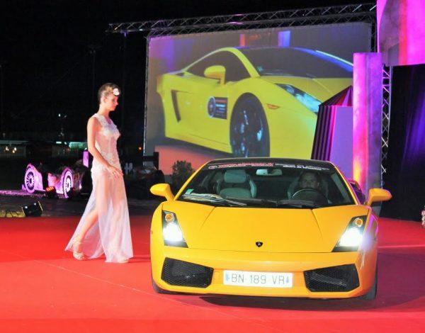 Concours de La Baule - Lamborghini Gallardo - Photo Emmanuel LEROUX