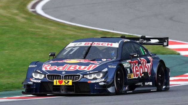 Motorsports: DTM race Moskau 2016,   #11 Marco Wittmann (GER, BMW Team RMG, BMW M4 DTM),