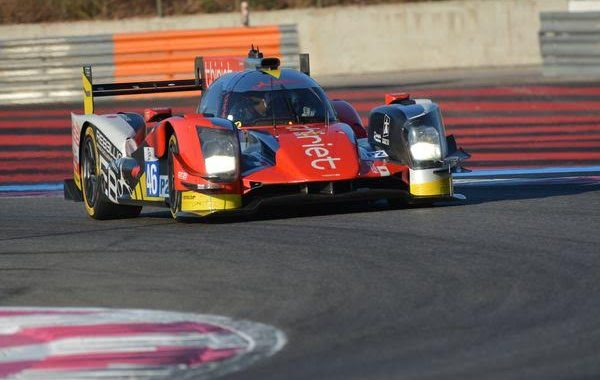 ELMS 2016  PAUL RICARD  L'ORECA 05 du THIRIET -  Photo  Nicolas PALUDETTO -----