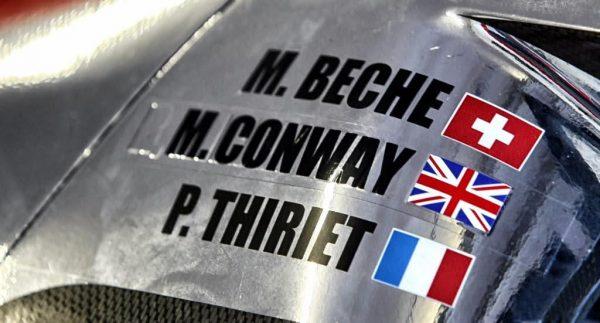 ELMS 2016 PAUL RICARD - Le nouvel équipage pour les 4 Heures du CASTELLET