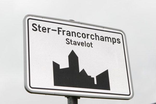 F1- Ster-Francorchamps,le petit village où Michael SCHUMACHER fut hebergé lors de son1er GP de F1 en 1991© Manfred GIET
