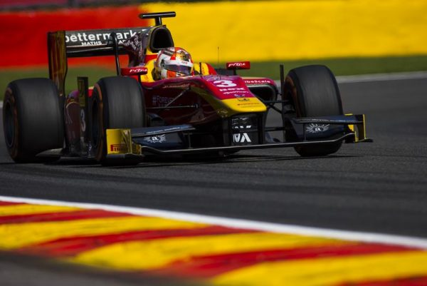 GP2 2016 SPA NORMAN NATO