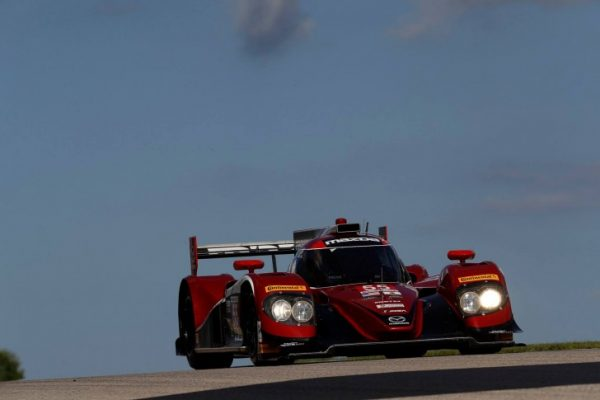 IMSA WEATHER 2016 ROAD AMERICA La MAZDA Prototype